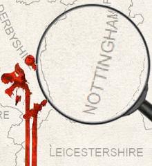 Murder Mystery Nottinghamshire