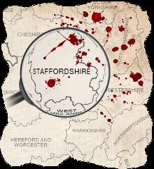 Murder Mystery Staffordshire