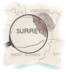 Murder Mystery Surrey