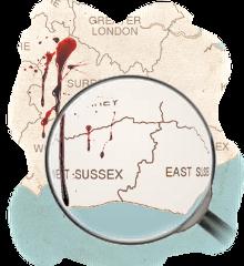 Murder Mystery Sussex