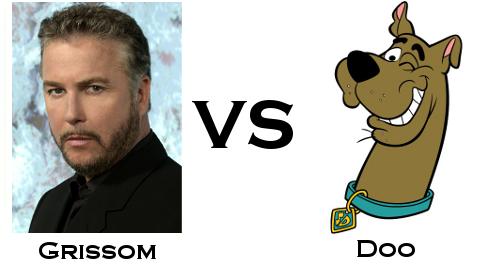 Grissom vs Scooby Doo