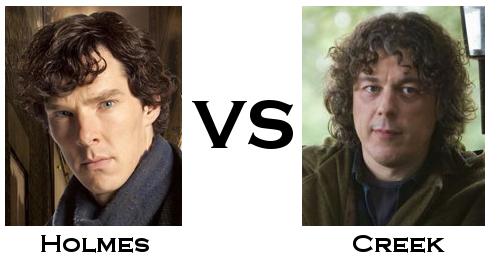 Sherlock Holmes vs Jonathan Creek