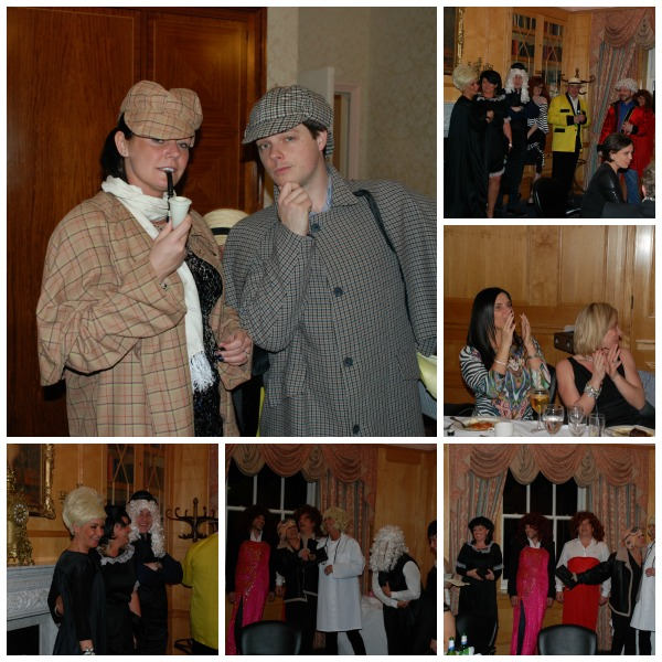 Murder Mystery Evening at Down Hall in Hertfordshire