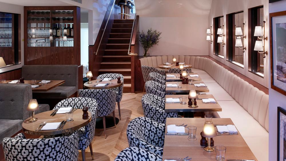 Chucs Restaurant, Westbourne Grove -