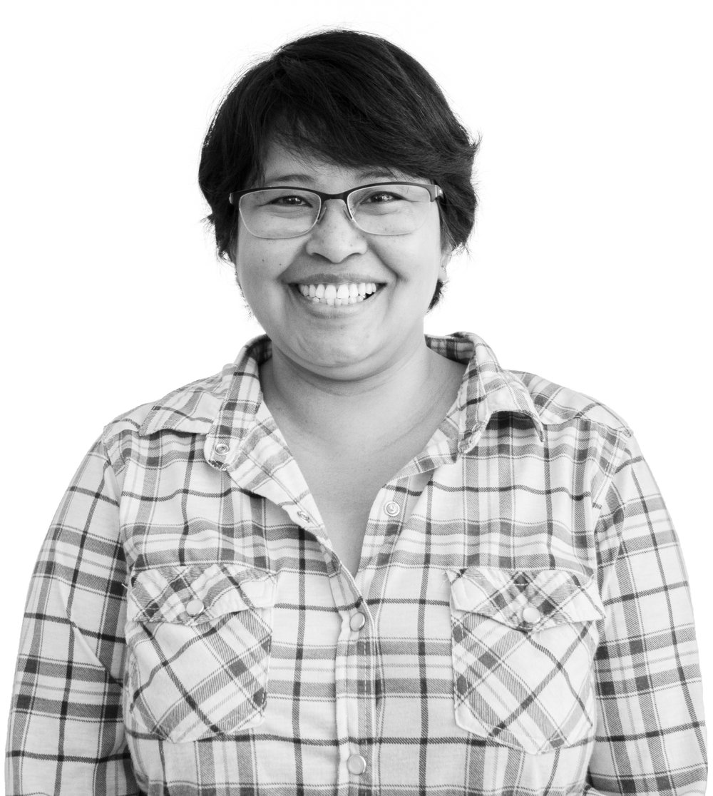 - TIN MOE AYAccounts ManagerHailing from Burma, Tin heads up our accounts team and handles all things finance. She's been with the company for many years and knows the ins-and-outs of everything. Tin is extremely funny, caring and loves to cook. Regularly guilty of bringing in biscuits, sweets and chocolates into the studio, not that we're complaining too much.