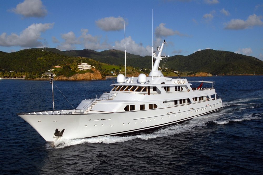 53M Luxury Yacht -