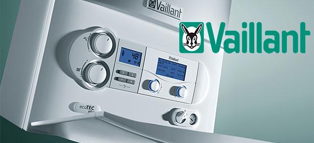 Vaillant boiler display