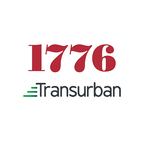 Transurban and 1776 selected six winning startups to join the Transurban Smart Highways Challenge & Innovation Lab