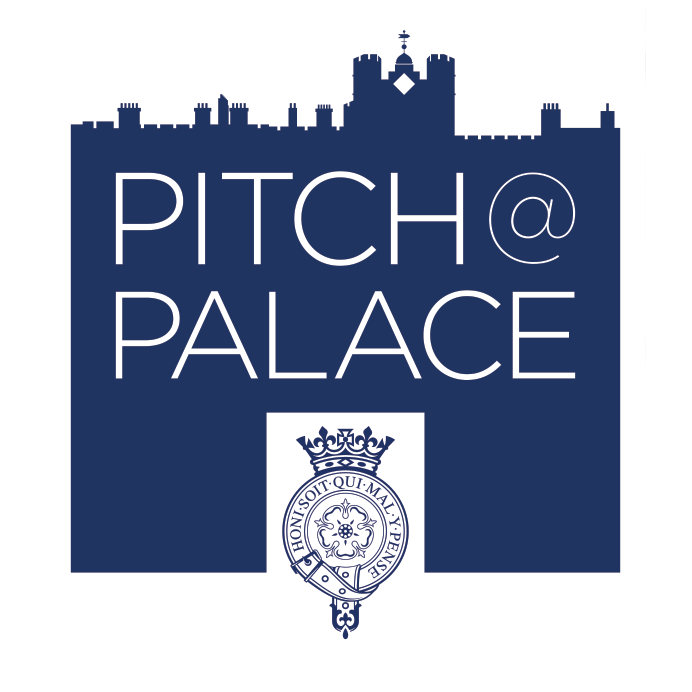 Pitch@Palace - Finalist. Presenting at St. James Palace on April 25th