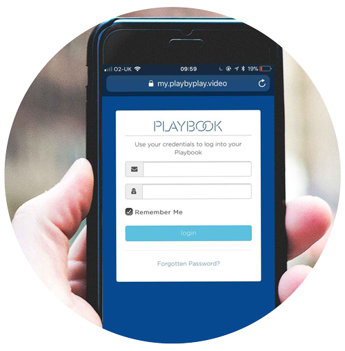 PLAN YOUR VIDEOS USING OUR FREE PLAYBOOK APP - Minimise mistakes by planning the details of your shoot in advance. You'll thank us later! Our exclusive online storyboarding software allows you to plan your video series in depth and collaborate even more effectively.
