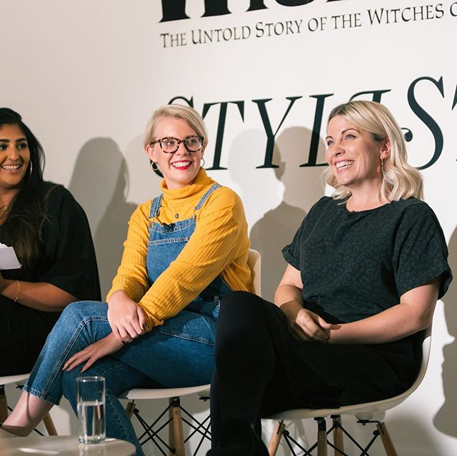 🥂 Thank you @stylistmagazine and @wickeduk for letting us cover 'Strenght and Sisterhood Session', a fun and inspiring panel discussion hosted by Leyya Sattar, co-founder of award-winning platform @_theotherbox and joined by journalist Emma Gannon plus former Wicked cast member Louise Dearman 💯. . 📍 @rubenshotel . . . . . . . . . #stylist #stylistmagazine #stylistmagazineuk #wickedthemusical #wickeduk #eventphotography #eventvideography #eventphotographylondon #canonc200 #c200 #5dmarkiii #socialmedia #socialmediaagencylondon #contentcreation #socialpunch