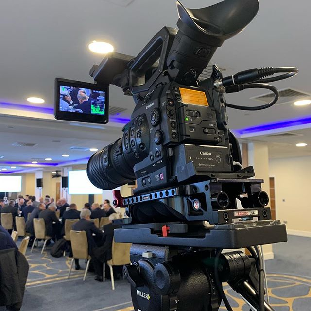 🎥 Shooting for Shell today 🐚. Covering the 2019 Maritime Partners in Safety conference. Pleasure working alongside @westdigitalpostproduction