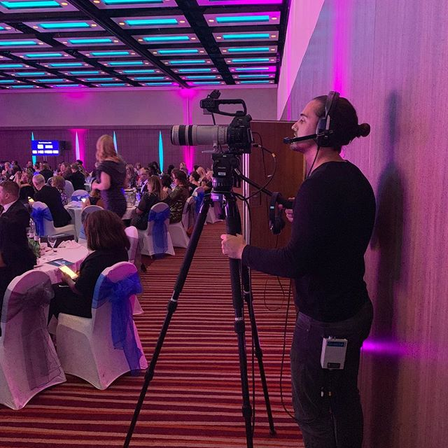 🎥 Last night we had the pleasure of covering the 2019 National Centre for Diversity Grand Awards, focusing on advancing equality, diversity, inclusion and ensuring fairness for all 💯 . Congratulations to all the winners and the fantastic event organizers 🏆