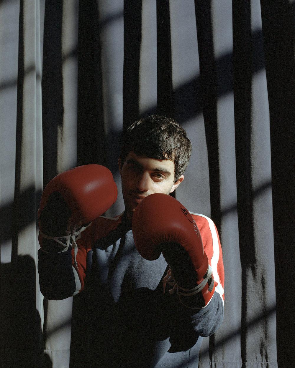 Caris Boxing Club, Finsbury Park