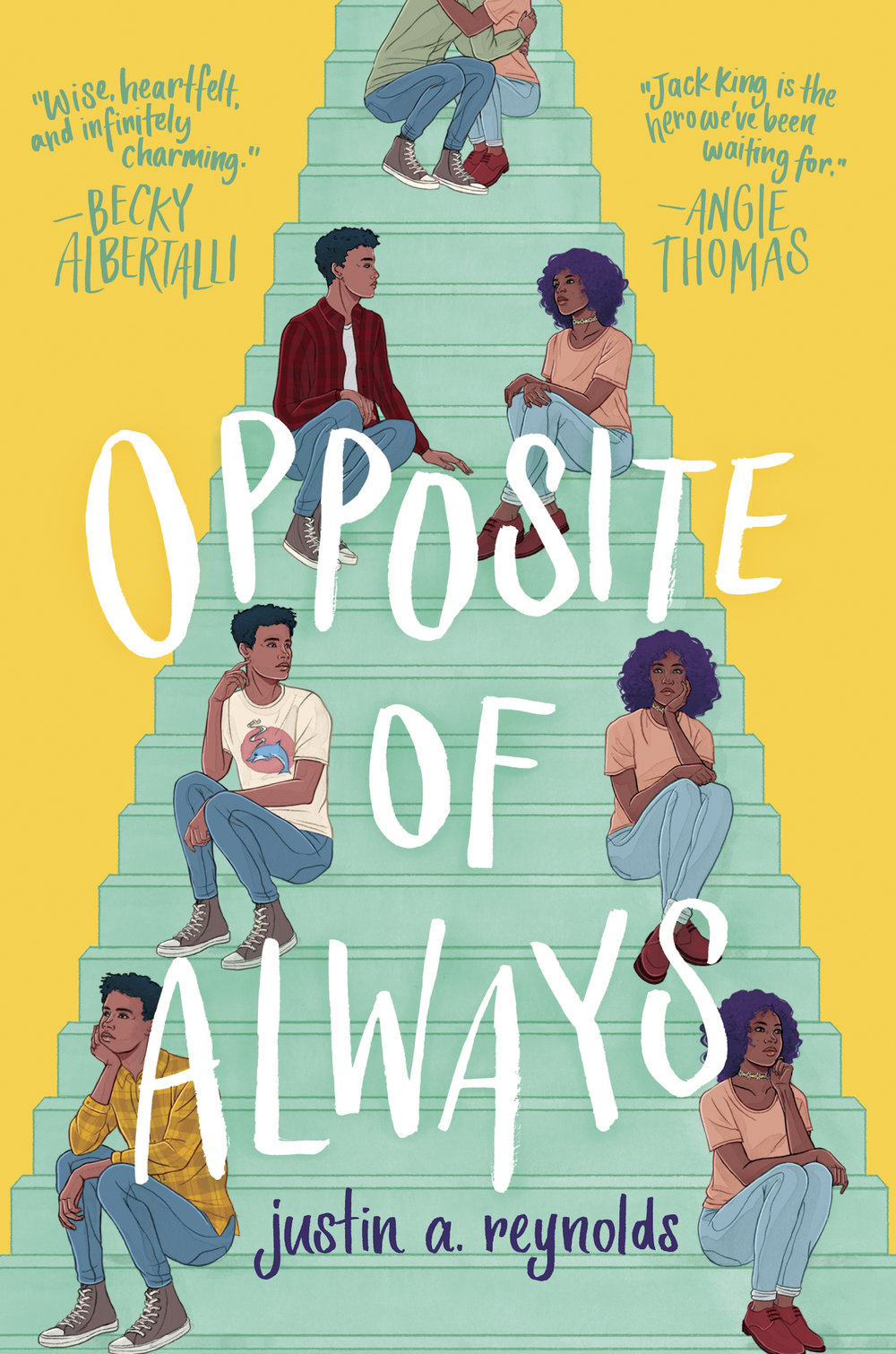 ADD  OPPOSITE OF ALWAYS  TO YOUR GOODREADS SHELF  HERE .