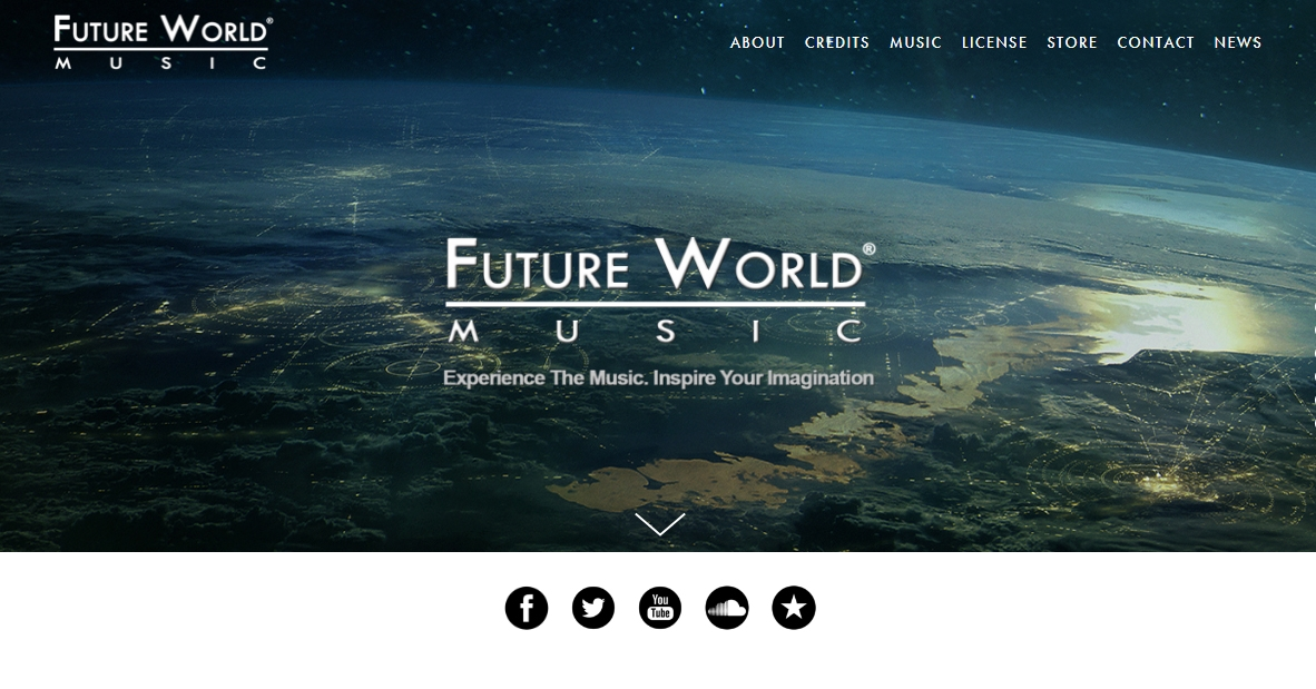 Credits — Future World Music