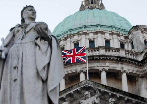 British - The terms of the Good Friday Agreement enshrines your right to choose to be British. By downloading Augmented Ulster, and choosing the 'BRITISH' setting, you can see the Loyal Ulster that you know and love.