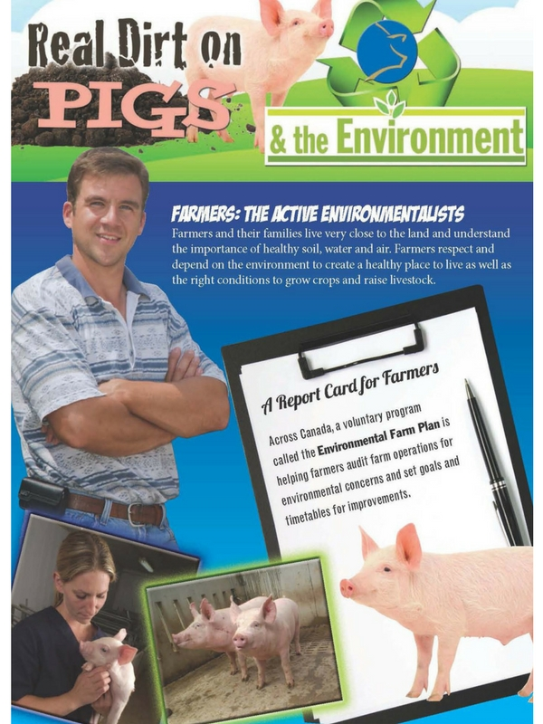 Real Dirt on Pigs