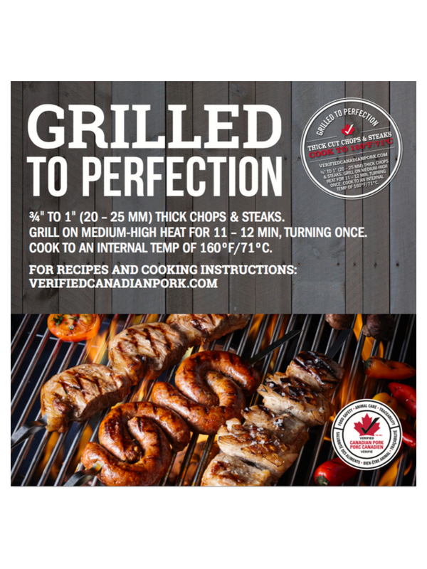 grill retail promotion 4x4