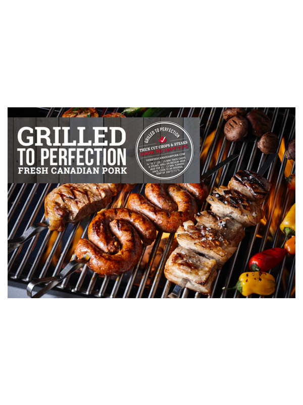 grill retail promotion 6x4