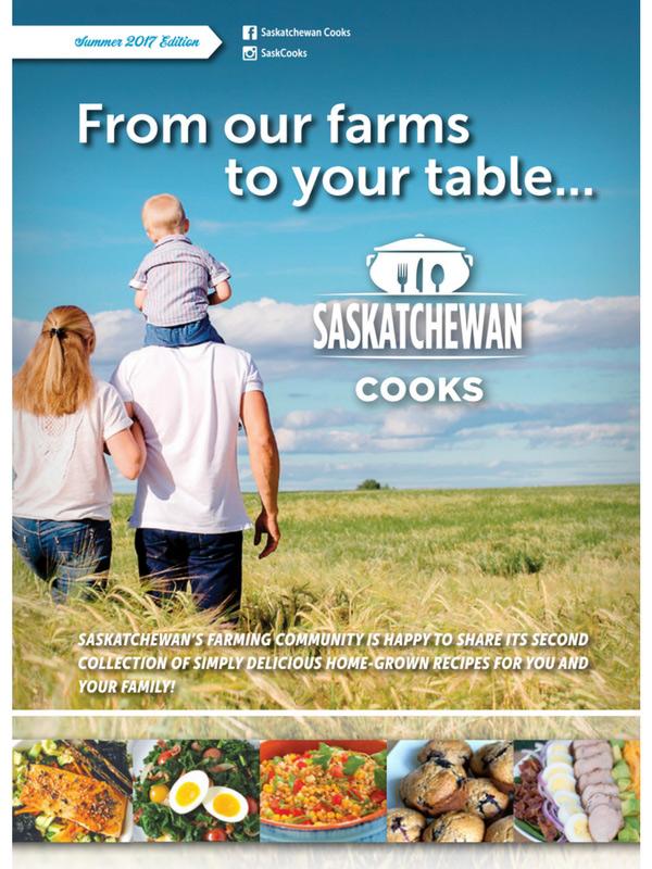 Saskatchewan Cooks Summer Edition
