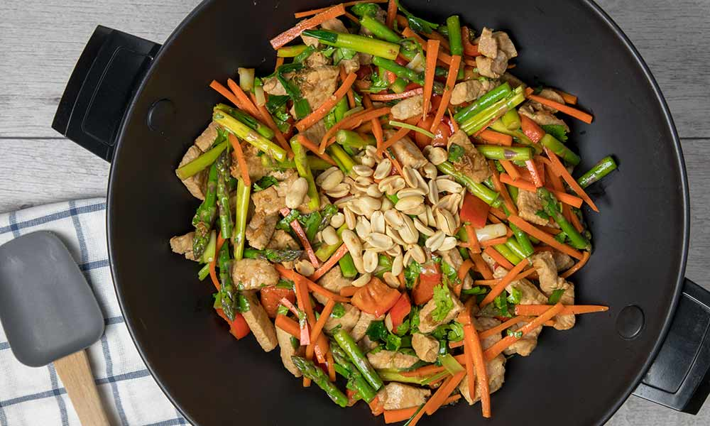 Pork Thai Fry