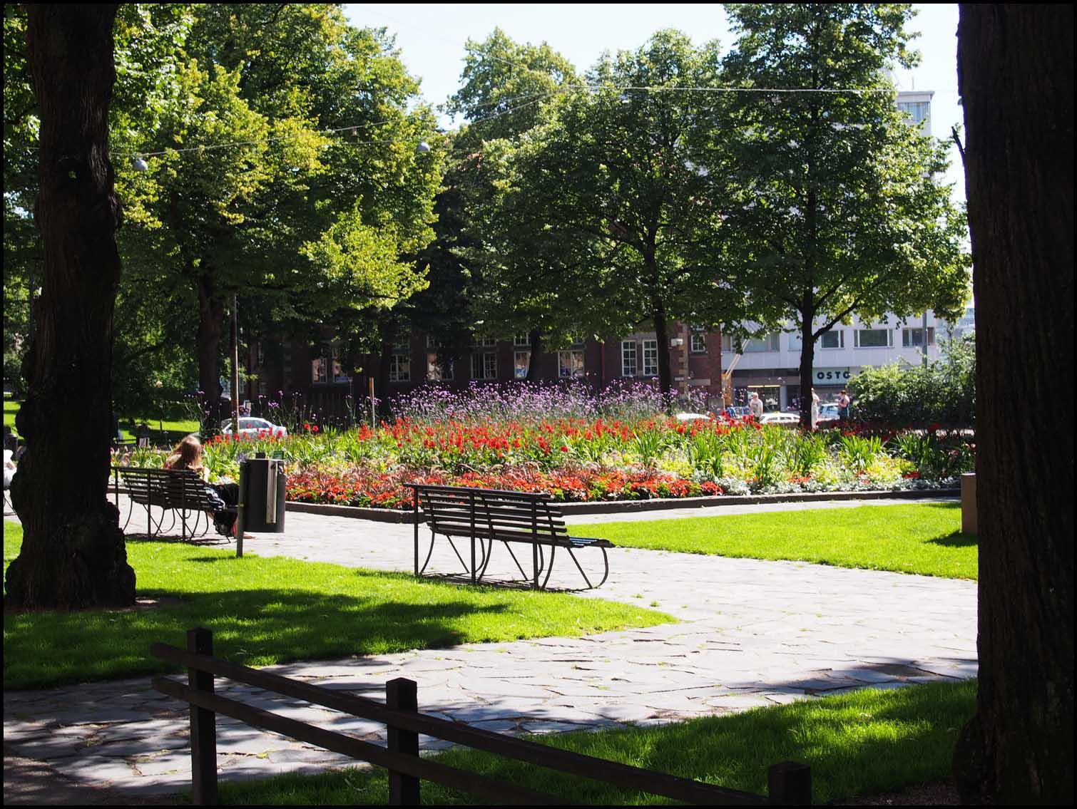 Bear Park, Central Helsinki
