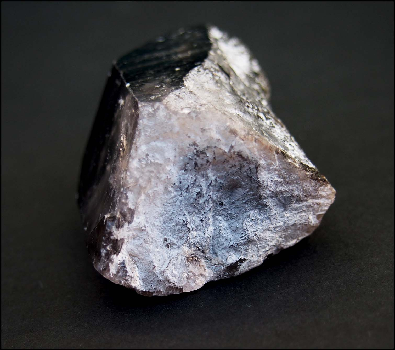 Smokey Quartz crystal
