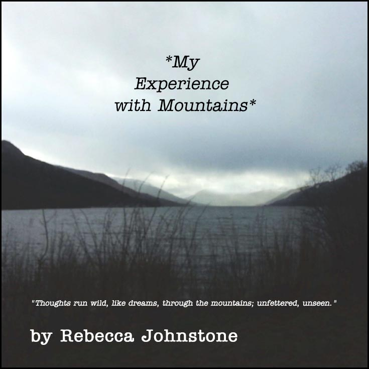 Front cover PDF book - My Experience with Mountain