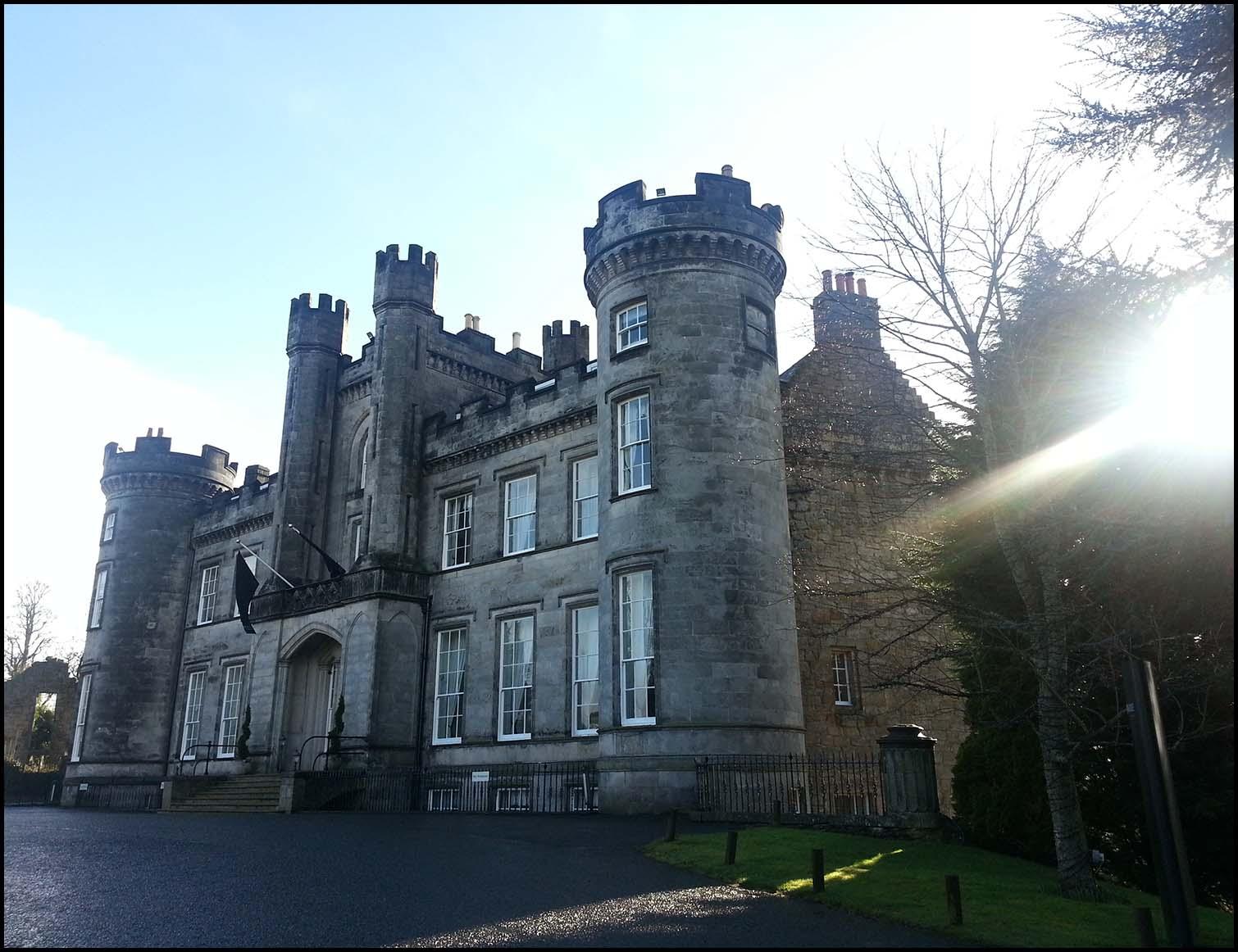 Airth Castle Spa Hotel