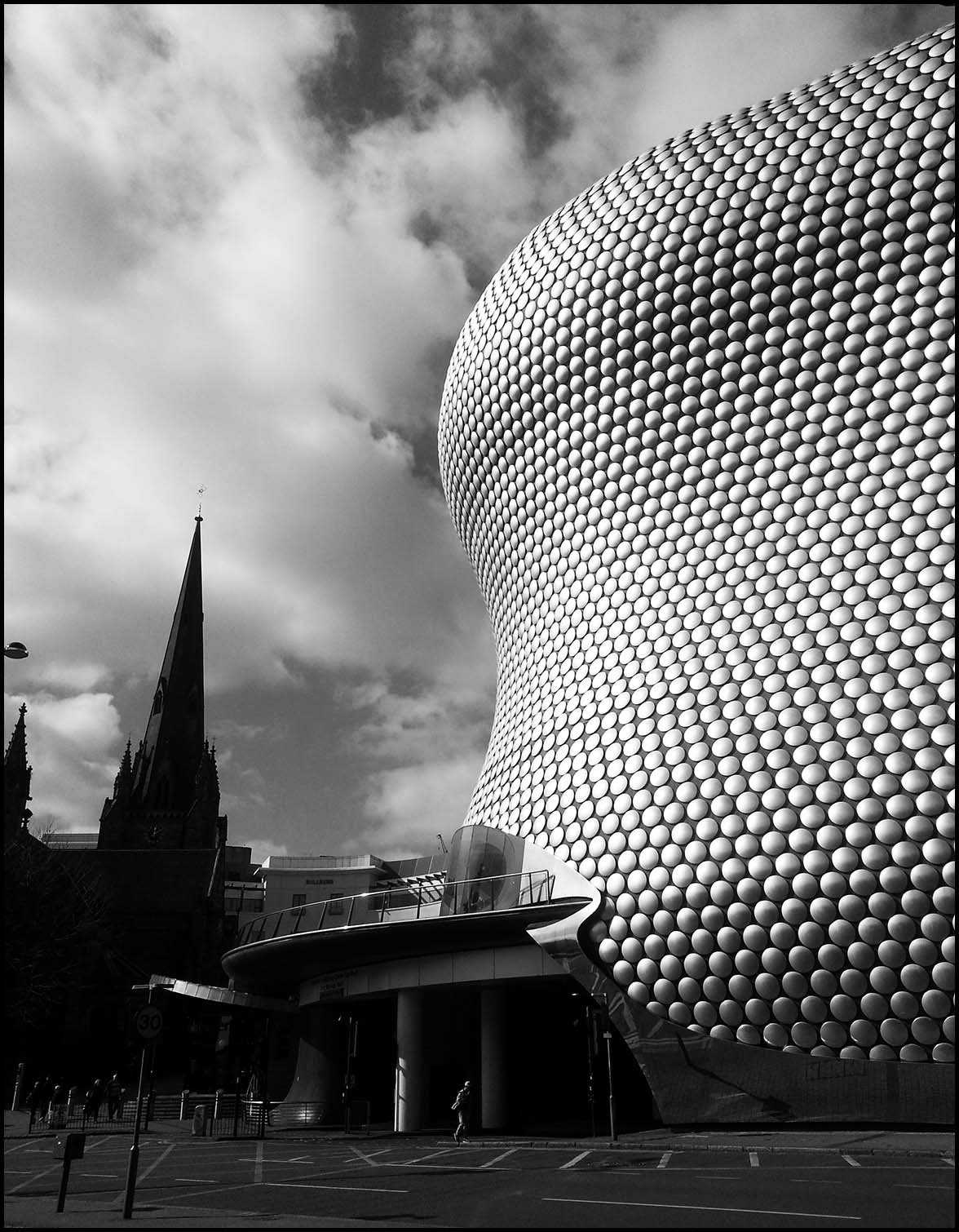Photo Diary: Black & White Birmingham