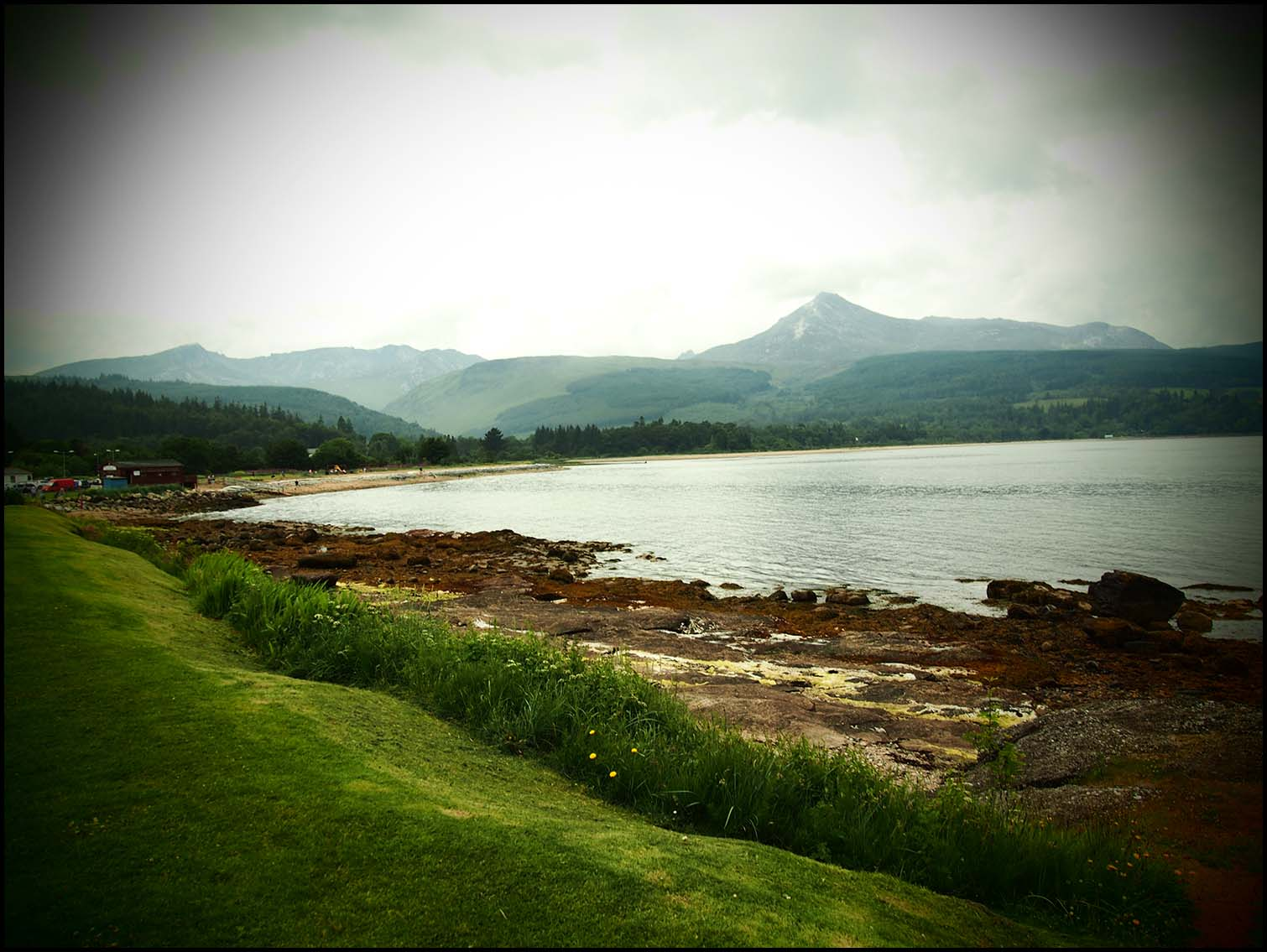 Isle of Arran, Scotland - Photo Diary, July 2015