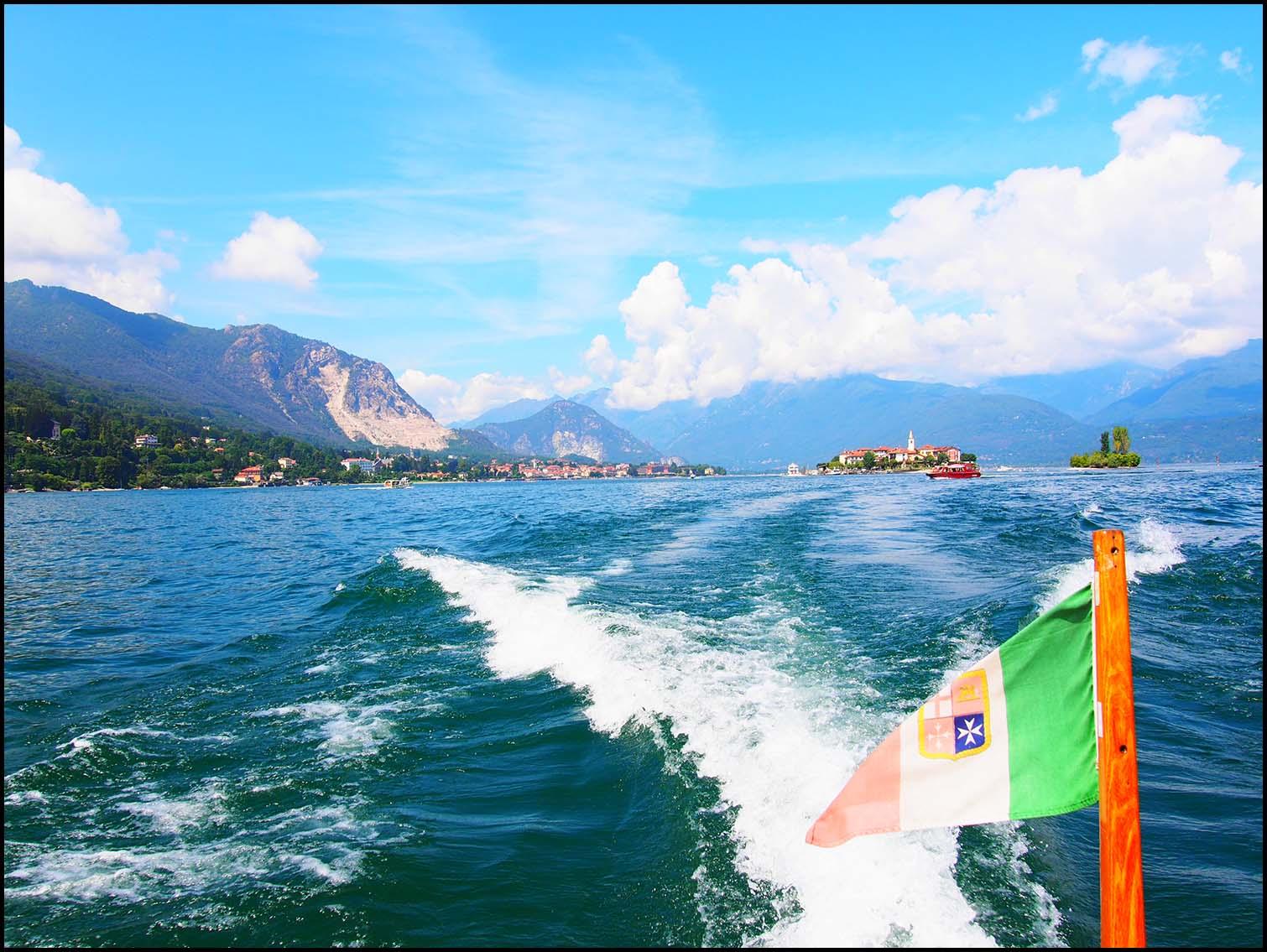 Lake Maggiore, Stresa, Italy
