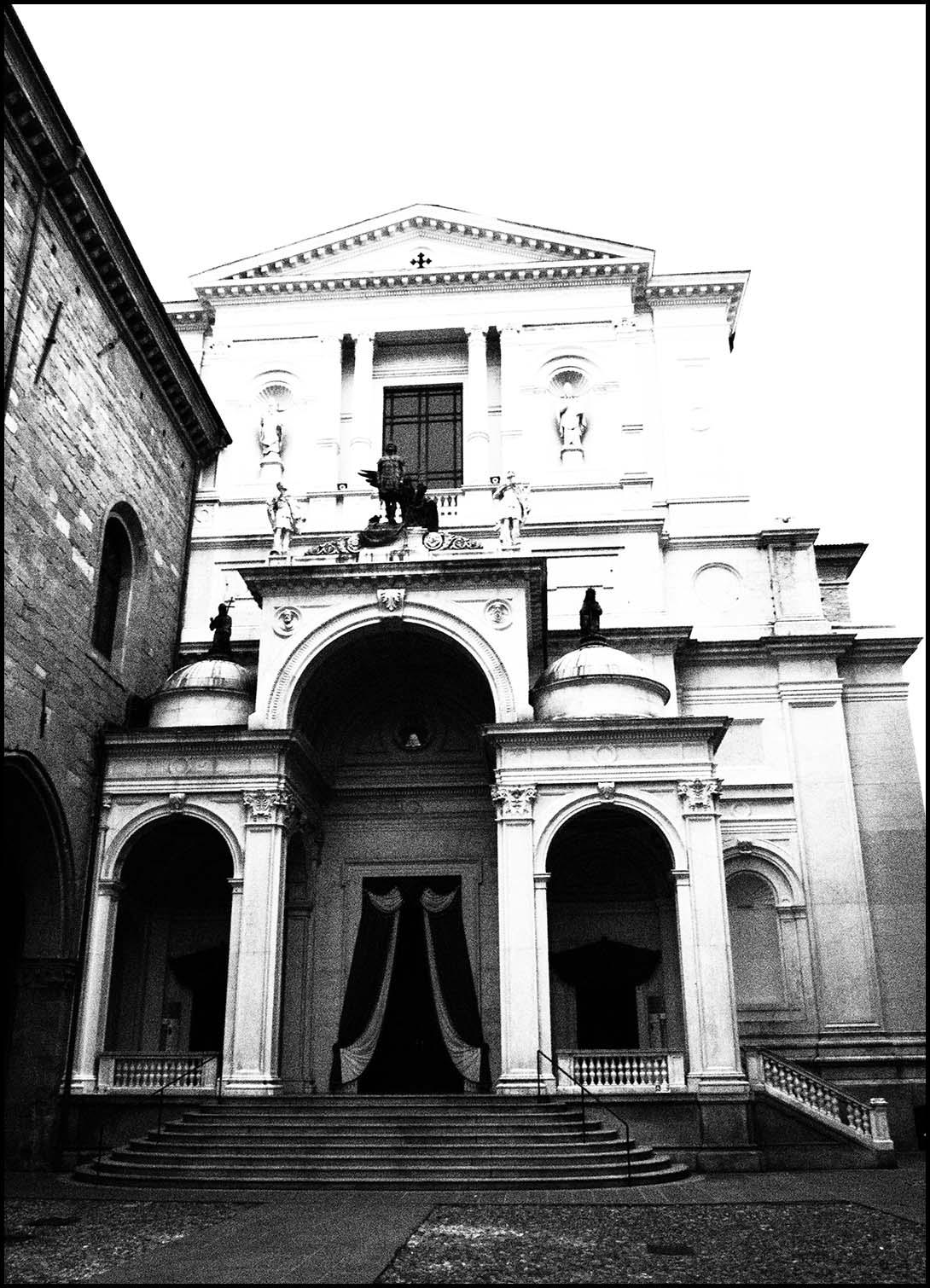 Cattedrale di Bergamo, Italy