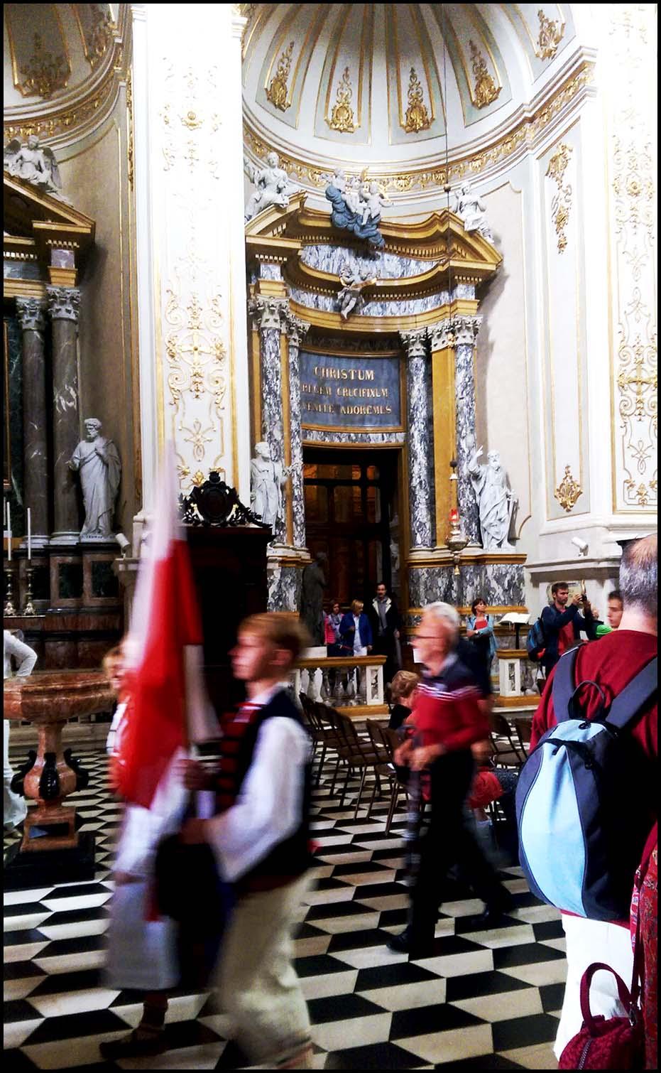 Sunday Mass, Cattedrale di Bergamo