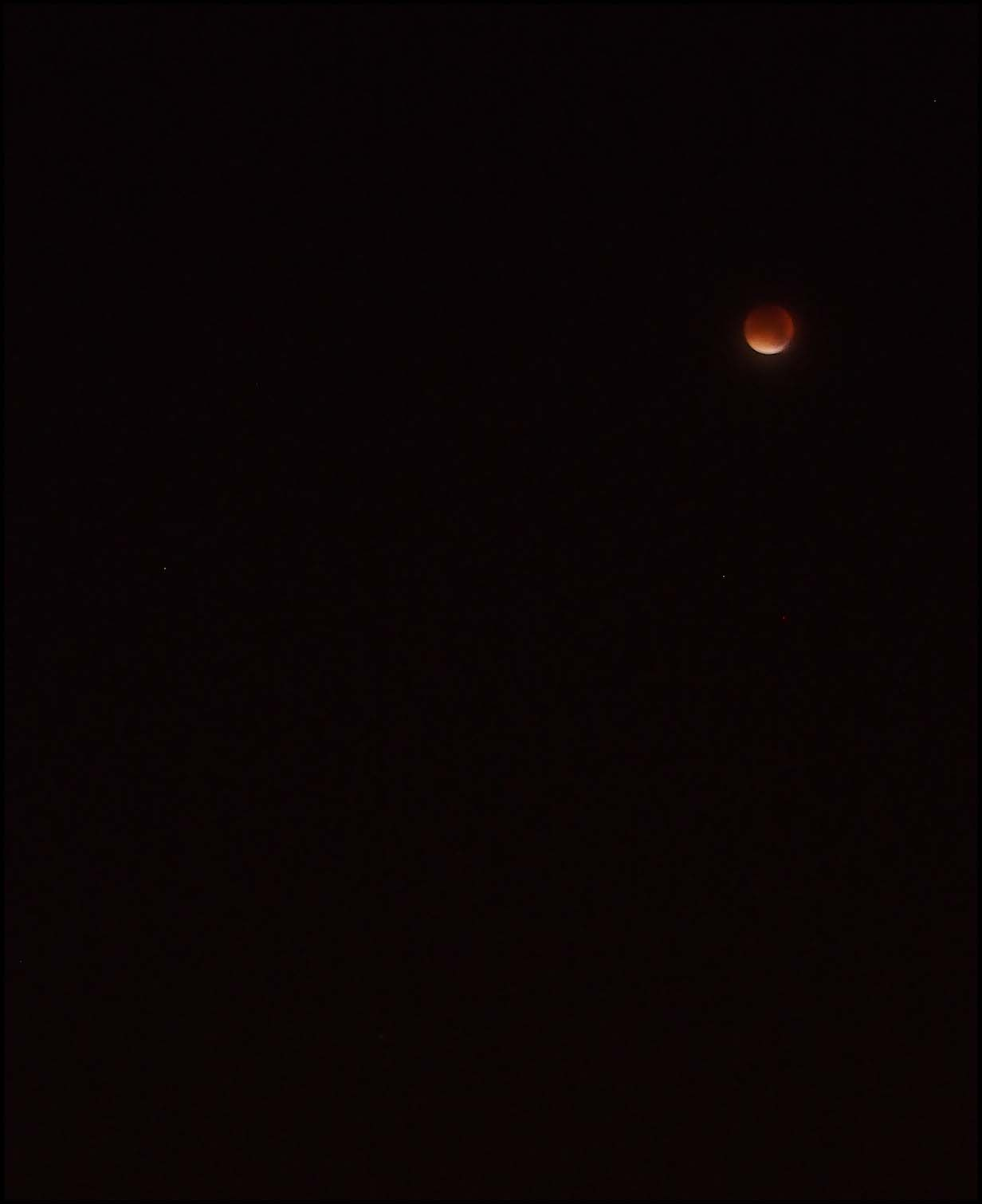 Super Blood Moon, September 2015