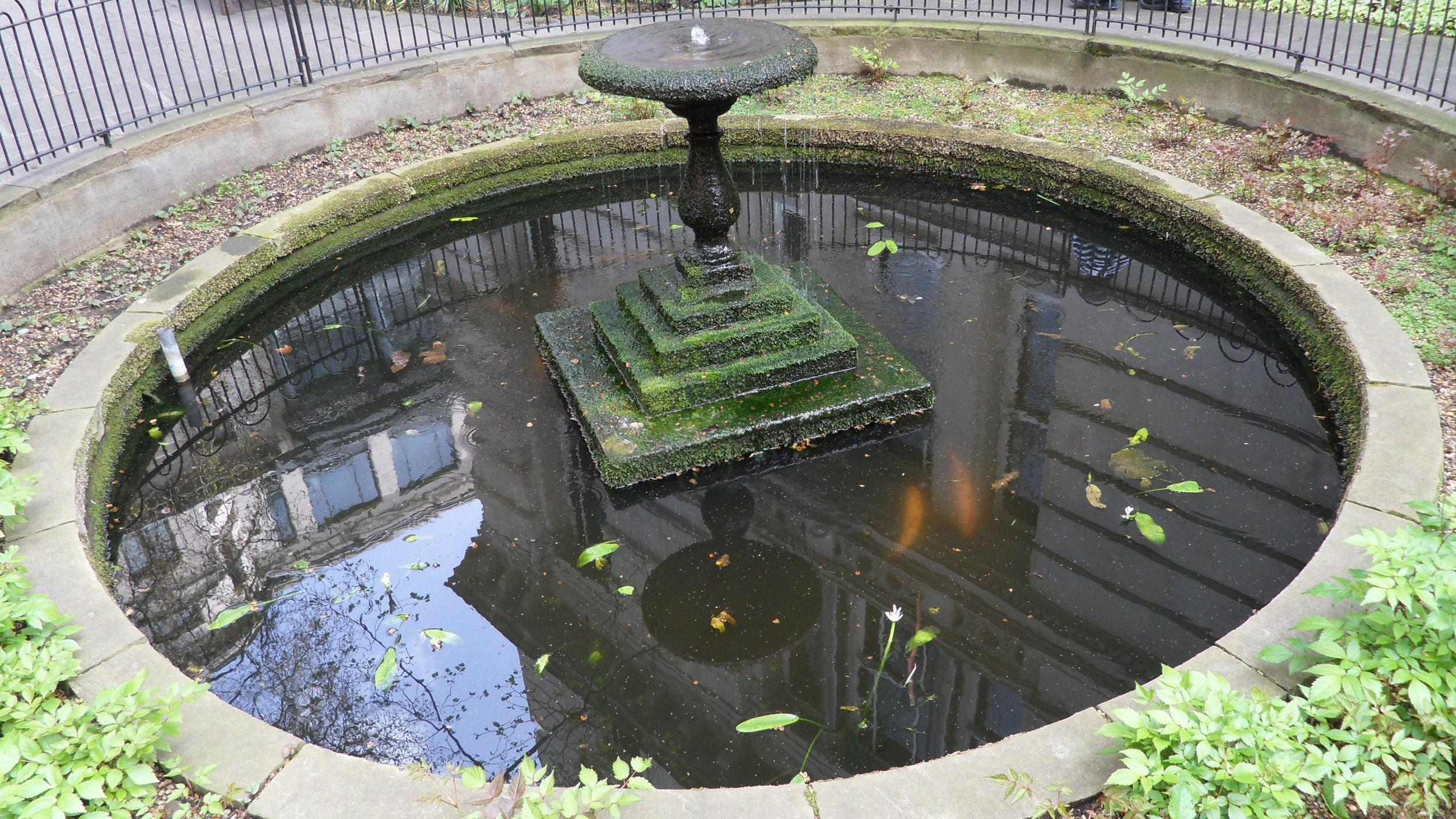 Postmans Park, London