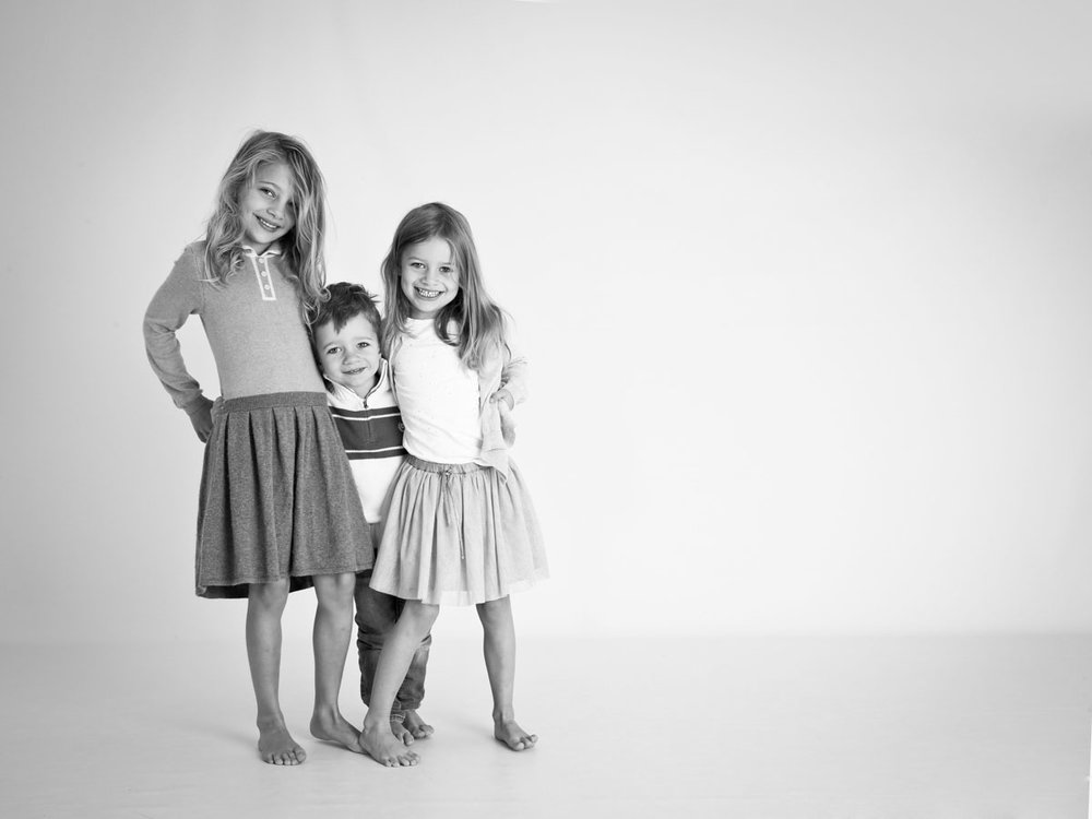 siblings portrait Nousha Photography