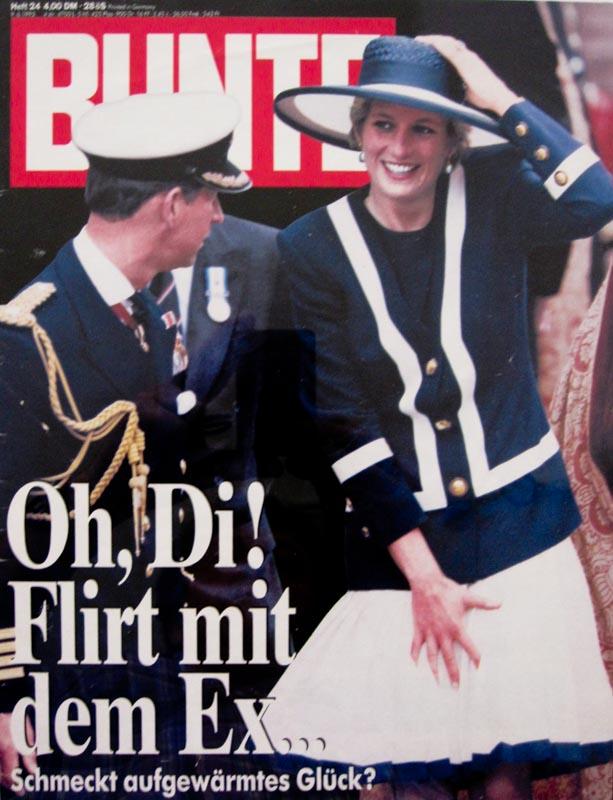 Bunte magazine