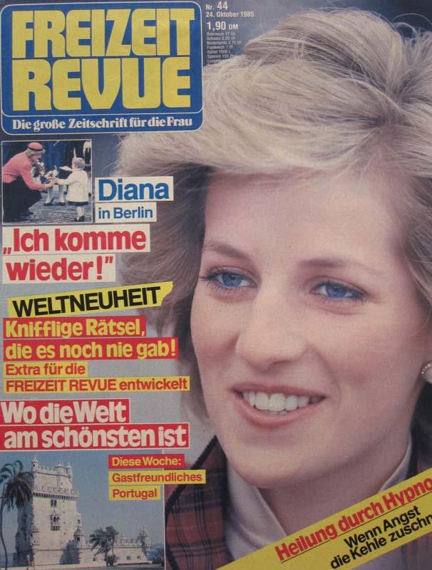 Portrait Revue magazine