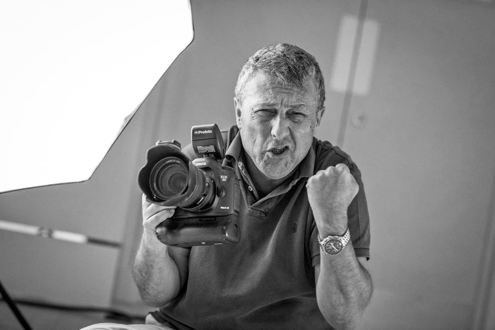 Photoshoot photographer, Lionel