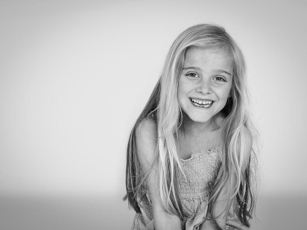 child portrait Nousha Photography