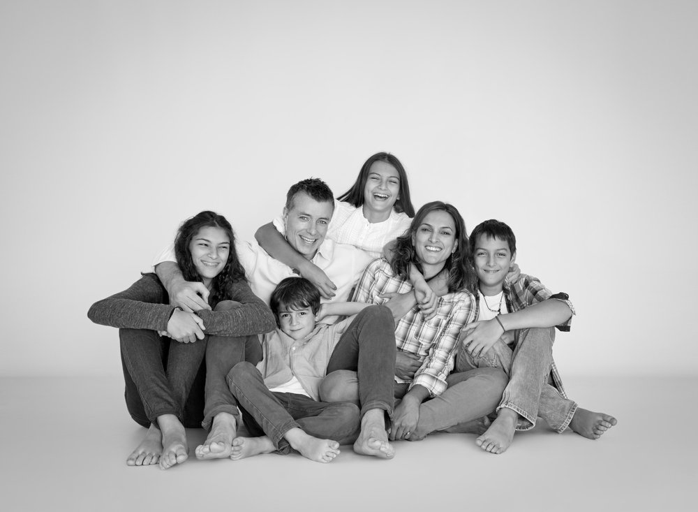 Nousha Photography family photographer London