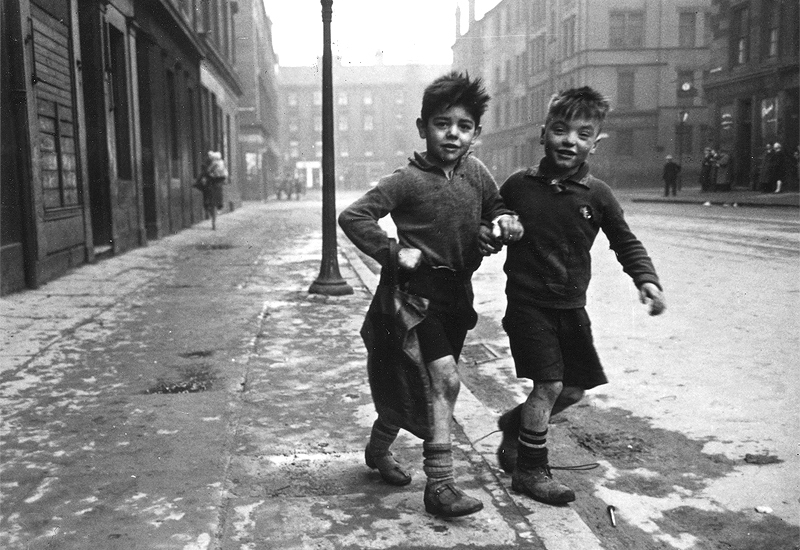 The Gorbals Boys, 1948 Bert Hardy.jpg
