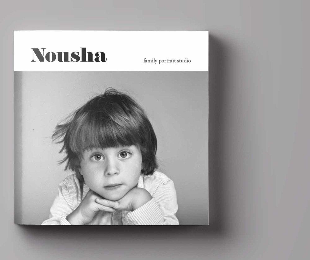 Nousha Photography family portrait studio London