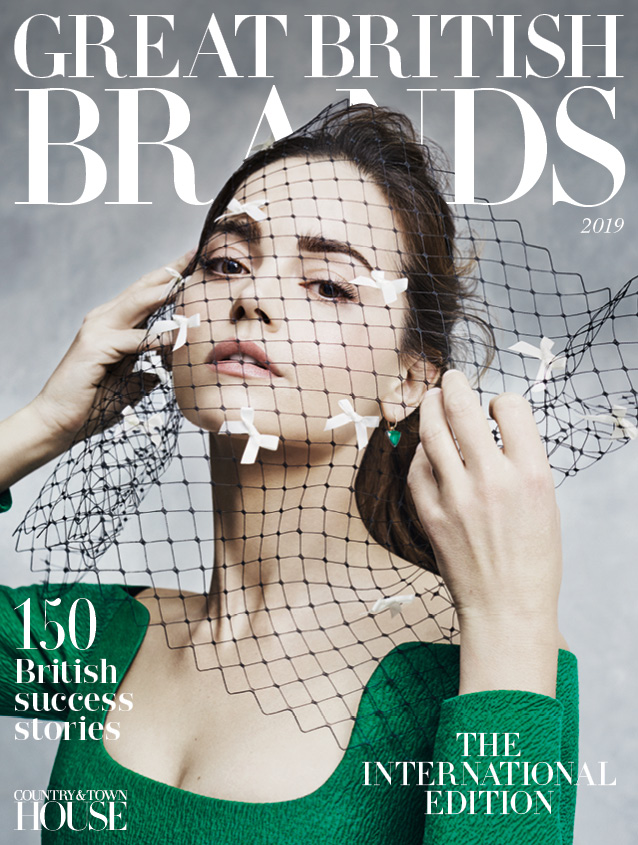 Nousha is featured Country and Townhouse Magazine as a 'Great British brand' - click below to download the pdf and read the story.