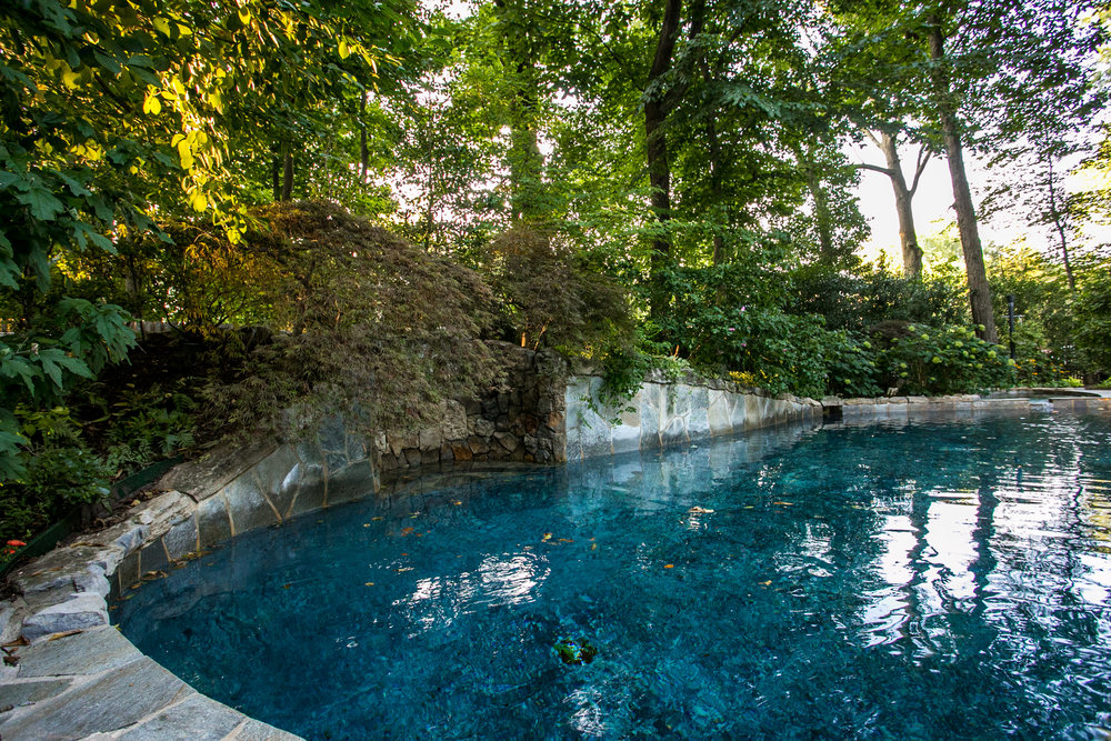 Poolscape design in New Jersey, NJ