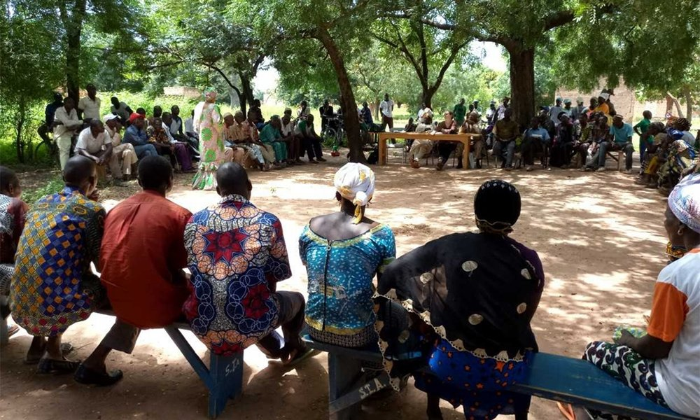 Localizing the SDGs: Securing Land Access for Women in Burkina Faso - IISD, 20th Nov 2018