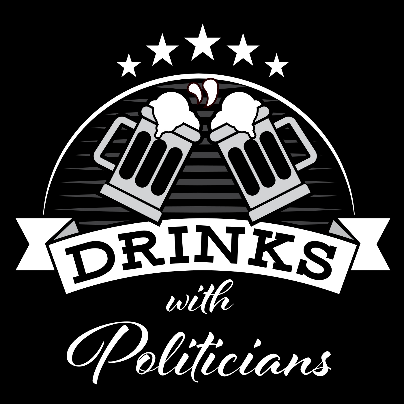 Drinks with Politicians