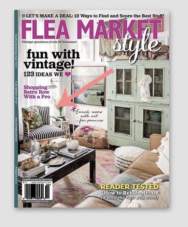 FLEA MARKET STYLE MAGAZINE -